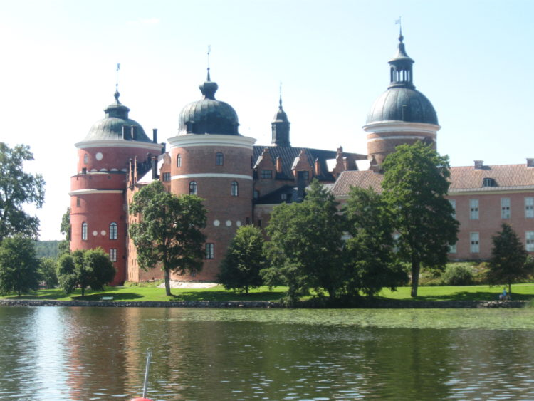 Vakantie Zweden tips - Gripsholms slott Mariëfred