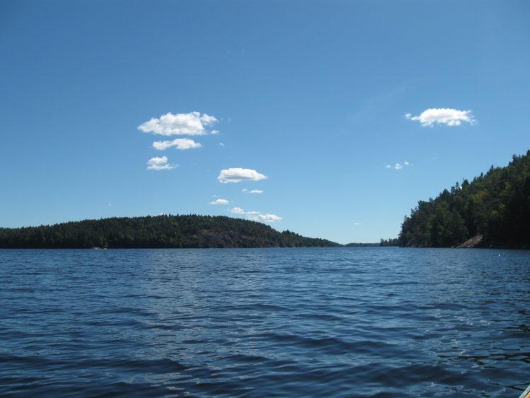 Vakantie Zweden Tips - Visnaren meer