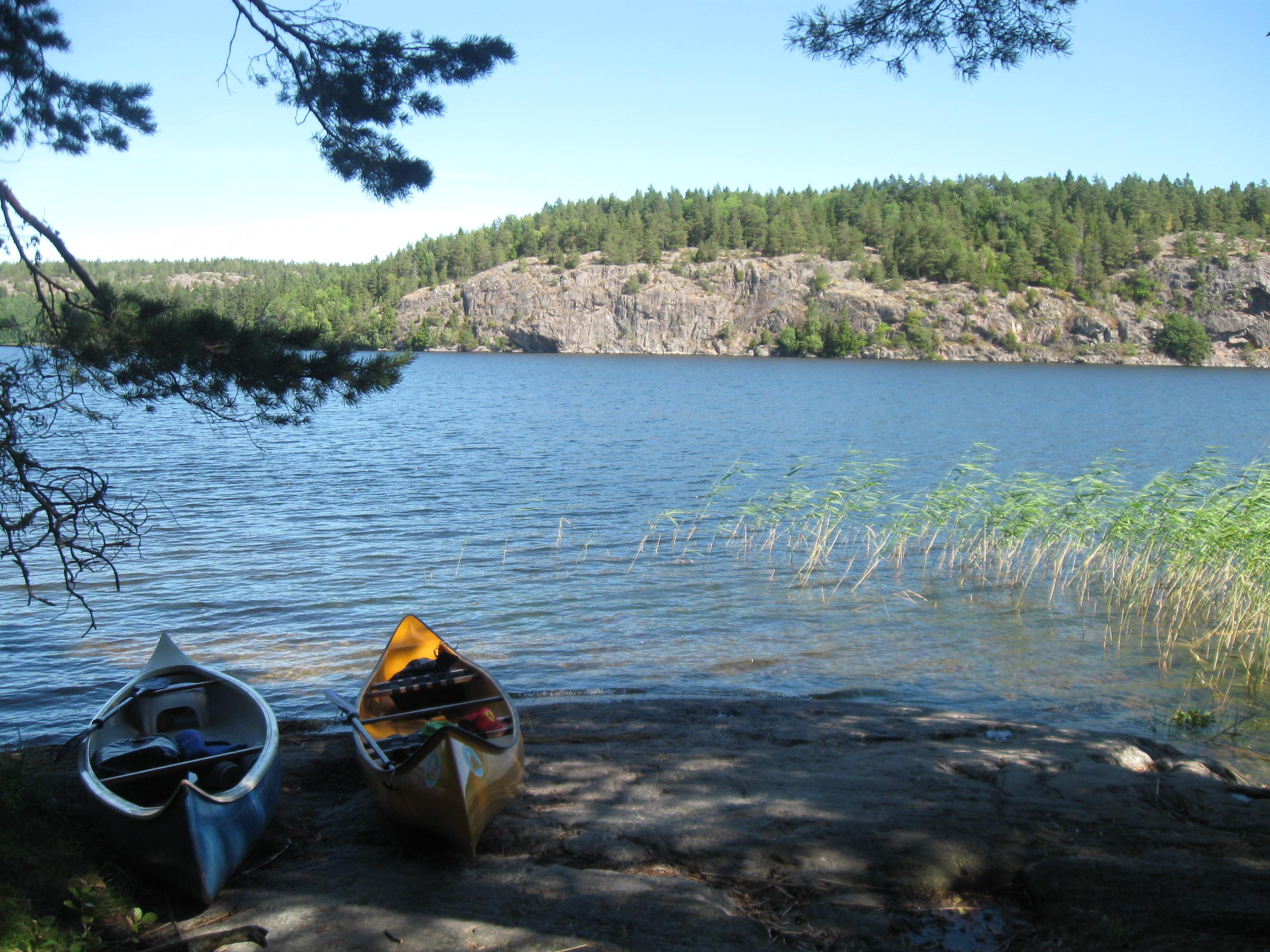Wildkamperen Zweden - Vakantie Zweden Tips