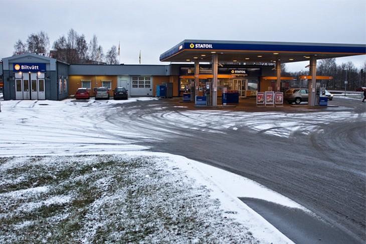 Tanken in Zweden - Vakantie Zweden Tips