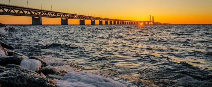 Oresund brug - Vakantie Zweden Tips