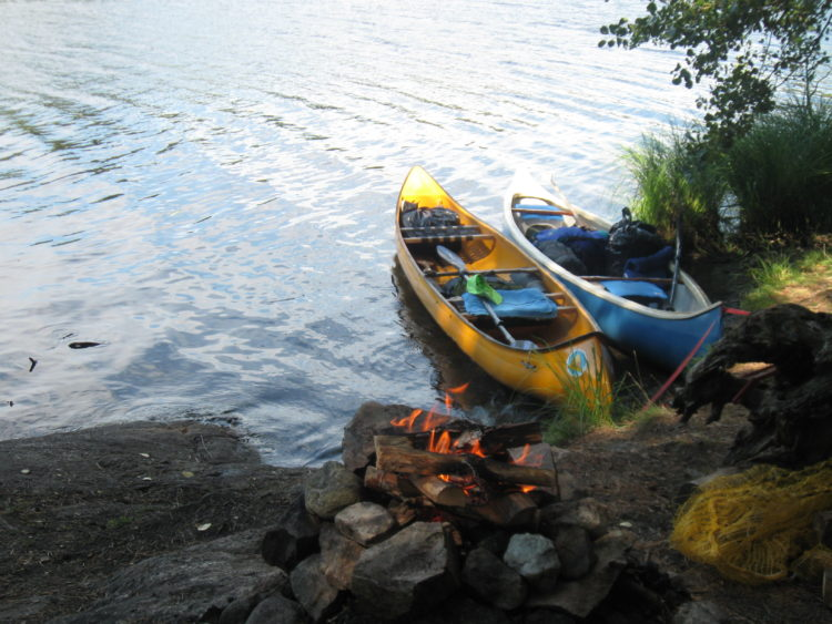 Vakantie Zweden Tips - Kano?n in Zweden