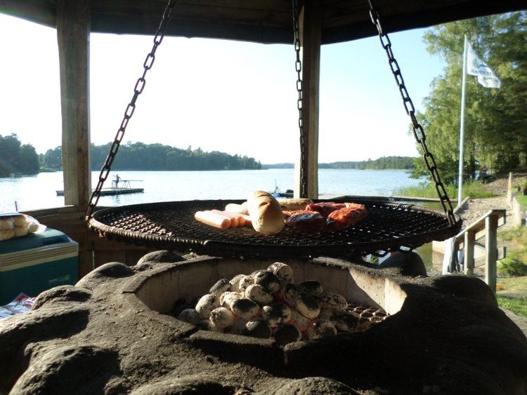 Vakantie Zweden Tips - Grilhuisje