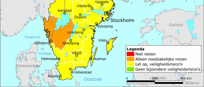 VakantieZweden Tips - Zweden en het coronavirus